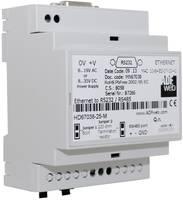 Ethernet konverter RS-232, RS-485, Ethernet Wachendorff HD6703825M 24 V/DC Wachendorff