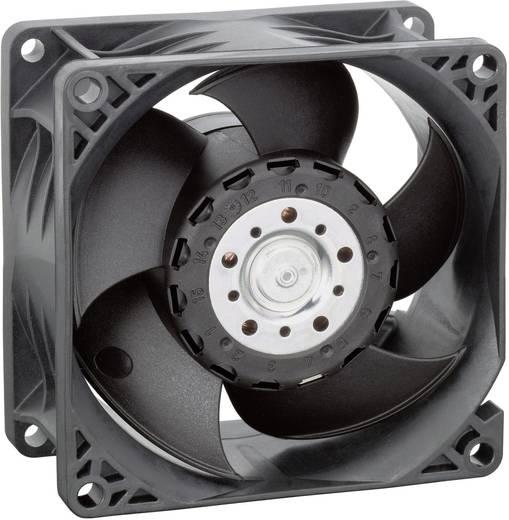 Axiális ventilátor 24 V/DC 222 m³/h 80 x 80 x 38 mm EBM Papst 8214 JH4