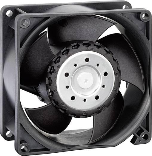 Axiális ventilátor (ipari), 230 V/AC 80 m³/h (Sz x Ma x Mé) 80 x 80 x 32 mm EBM Papst AC 8300 H