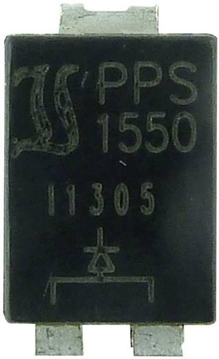 Schottky dióda Diotec PPS1545 Ház típus PowerSMD 4x6.5 I(F) 15 A Gátfesz. 45 V