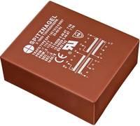 Spitznagel SPF 0640909 Nyomtatott áramköri transzformátor 2 x 115 V 2 x 9 V/AC 6 VA 333 mA Spitznagel