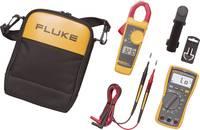 Fluke 117/323 Kézi multiméter, Lakatfogó digitális CAT III 600 V Kijelző (digitek): 6000 (4296034) Fluke