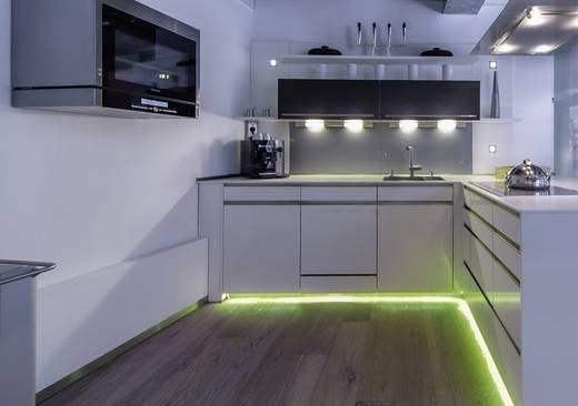 RGB LED csík, hajlékony, 5 m, Renkforce 5MAC862W