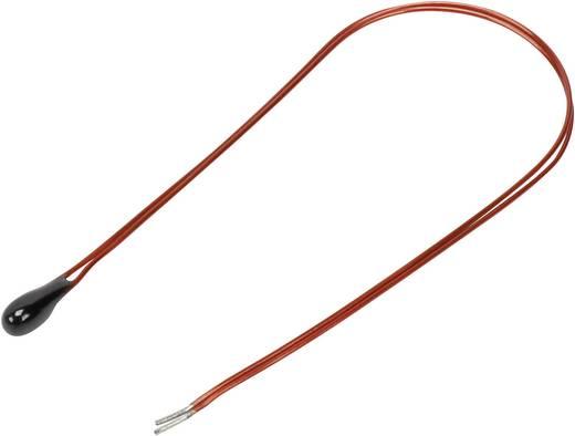 NTC termisztor TTS1B104F4103RY -40 - +100 °C ház típus radiális, gyantabevonattal