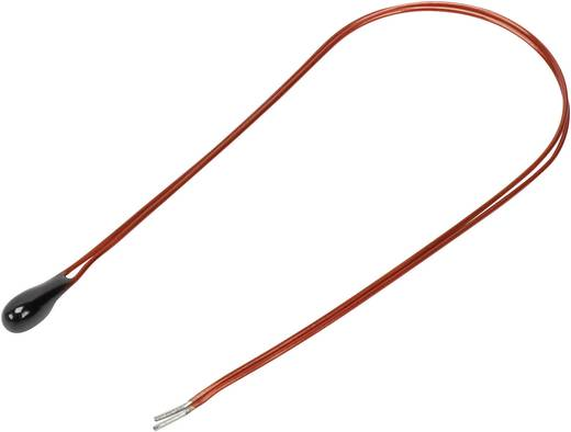 NTC termisztor TTS2A103F39H3RY -40 - +100 °C ház típus radiális, gyantabevonattal