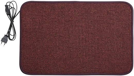 Lábmelegítő fűtőszőnyeg, 75 W, 400 x 15 x 600 mm, Arnold Rak Bordeaux