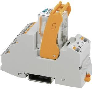 Relé modul 1 db Phoenix Contact RIF-2-RPT-LDP-24DC/4X21 Névleges feszültség: 24 V/DC Max. kapcsolási áram: 6 A 4 váltó Phoenix Contact