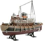 Revell 05207 Harbour Tug Boat Hajómodell építőkészlet 1:108 Revell