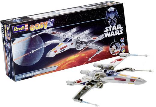 Revell 06656 Star Wars X-Wing Fighter, építőkészlet