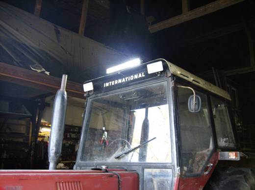 Munkafényszóró LED munka fényszóró 120 W 12 V, 24 V (Sz x Ma x Mé) 610 x 115 x 85 mm 7800 lm
