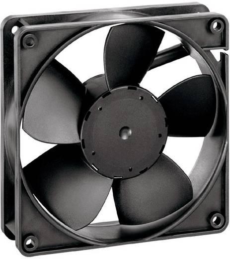 EBM Papst EBM Papst Axiális ventilátor 12 V 310 m³ / h 62 dBAm 119X119X38mm, 4112 NH3