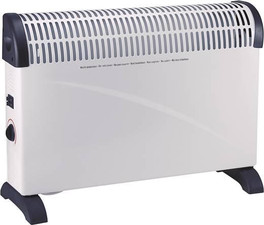 Konvektor 750/1250/2000W, fehér