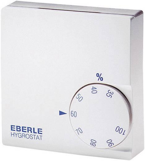Fali páratartalom szabályozó, 24-230 V, 35 - 100%, fehér, Eberle HYG-E 6001, 119 1701 91 100