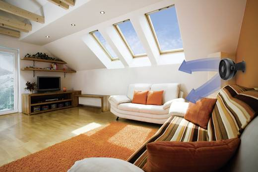 Asztali ventilátor 740 m/h³, Honeywell HT-900E, 4022167 900 241