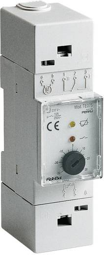 DIN sínre szerelhető termosztát 5-30 ° C, Wallair TMTEO 77
