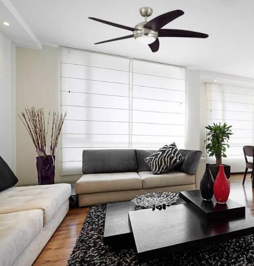 Mennyezeti ventilátor világítással Ø132cm Westinhghouse Bendan 72557