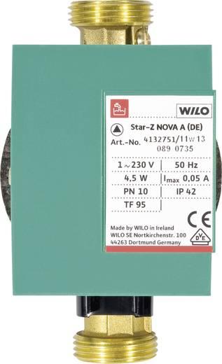 Keringető szivattyú, 0,3 m³ / h, IP42, WILO Z Nova A