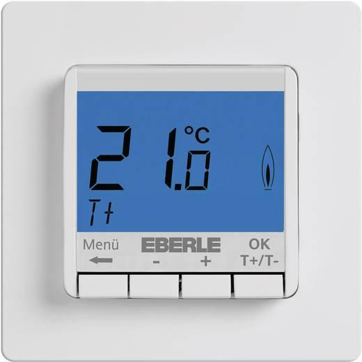 Programozható digitális szobatermosztát, 5 - 30 °C, IP30, Eberle FITNP-3R 527 815 355