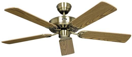 Mennyezeti ventilátor, 5 lapátos, Ø 132 cm, tölgy/antik bronz, CasaFan Classic Royal 132 MA