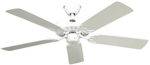 Mennyezeti ventilátor, 5 lapátos, Ø 103 cm, fehér, CasaFan Classic Royal 103 WE