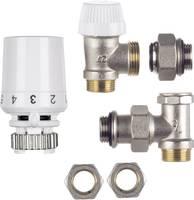 Fűtőtest szerelési készlet, sarokszelep szabvány fűtőtesthez, Homexpert by Honeywell TRV15A3H4LGE Homexpert by Honeywell