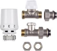 Fűtőtest szerelési készlet, átmenőszelep szabvány fűtőtesthez, Homexpert by Honeywell TRV15S3H4LGE Homexpert by Honeywell