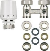 Fűtőtest szerelési készlet, sarokszelep szabvány fűtőtesthez, Homexpert by Honeywell HB15S2H4CGE Homexpert by Honeywell