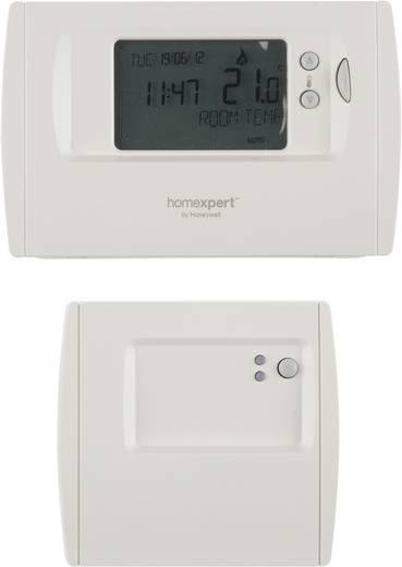 Digitális vezeték nélküli, programozható szoba termosztát, fehér, Homexpert by Honeywell THR872CBG