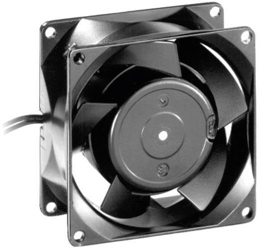 Axiális ventilátorok 30 m³ / h, 18 dBA, 80x80x38 mm, EBM Papst 8880N