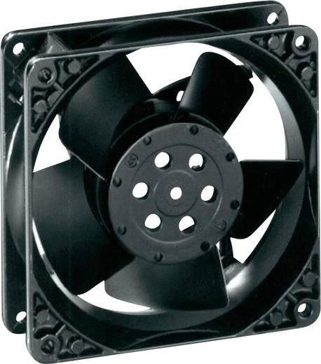 Axiális ventilátor 80 m³ / h, 25 dB, 119x119x38 mm, EBM Papst 4890N