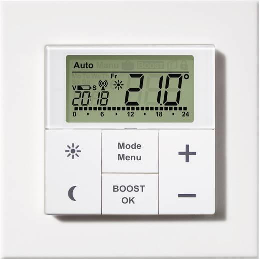eQ-3 MAX! Vezeték nélküli fűtésvezérlő készlet (Fűtőtest termosztát+, fali termosztát, ablak érintkező)