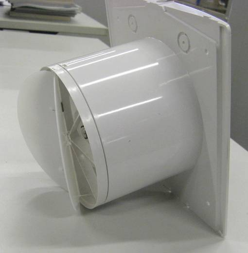 Visszatorlódás gátló szelep, alkalmas 12.5 cm-es csőátmérőhöz, fehér, Wallair N40818