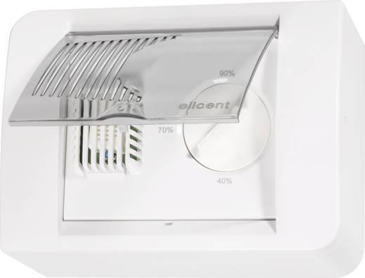 Szellőző ventilátor időkapcsoló modul, fehér, Wallair