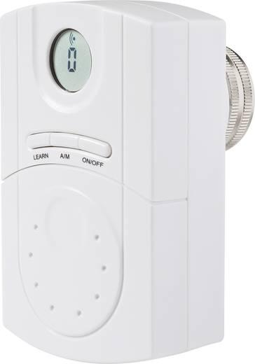 Vezeték nélküli radiátor szelepállítómű, fehér