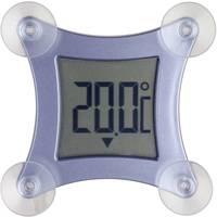 Ablakhőmérő, digitális, kék, TFA Poco TFA Dostmann