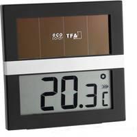Digitális napelemes hőmérő TFA Eco Solar (30.1037) TFA
