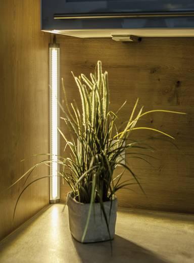 LED-es bútorlap megvilágítás 6W-os ezüst, szürke színben Conrad BL-6W Triangle