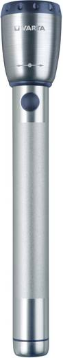 LED Kézilámpa Varta Premium 2 AA Elemekről üzemeltetett 60 lm 92 g Ezüst