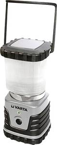 LED-es kemping lámpa, 4W, ezüst/fekete, Varta LED 18663101111 Varta