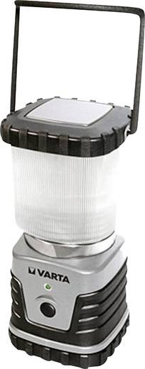 LED-es kemping lámpa, 4W, ezüst/fekete, Varta LED 18663101111