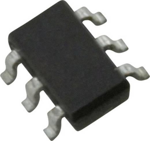 Logikai IC - inverter NXP Semiconductors 74HC2G04GV,125 Inverter TSOP-6