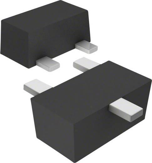 Kettős Zener dióda DZ3S062D0L Ház típus (félvezető) SOT-490 Panasonic Zener feszültség 6.2 V Max. teljesítmény 150 mW