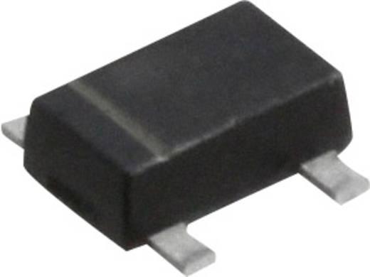 Kettős Zener dióda DZ4J110K0R Ház típus (félvezető) SMini4-F3-B Panasonic Zener feszültség 11 V Max. teljesítmény 200 mW