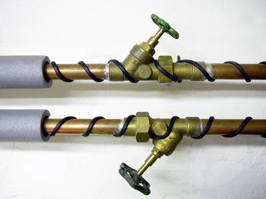 Arnold Rak fűtőkábel 18m, 230V/270W HK-18,0