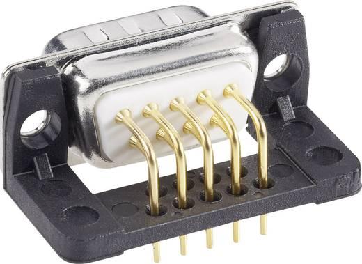 D-SUB tűs kapocsléc 90 ° pólusszám: 15 Forrasztható BKL Electronic 10120284 1 db