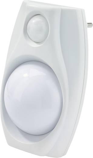 Konnektoros LED-es éjszakai fény mozgásérzékelővel, fehér, 50284C1, SB-176E