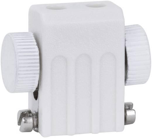 Világítástechnikai tartozék, lámpatartó, fehér, Paulmann 97844