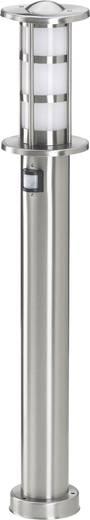 Kültéri lámpatest mozgásérzékelővel, E27, Ø 150 x 800 mm, ezüst, Iona 7870C5B, PL107 H0.8-PIR