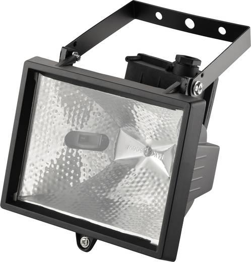 Halogén kültéri reflektor, R7s, 500 W, 230 V, IP44, fekete, 50331C5A, NX-118A