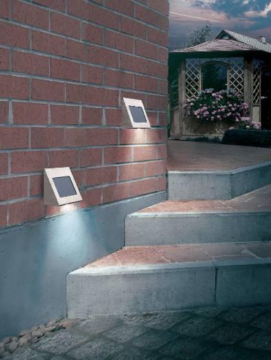 Napelemes LED-es fali világítótest, Esotec Shine 102080-01